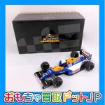 エグゾト/京商 1/18 【ウィリアムズ ルノー FW14B #6 ドイツGP リカルド パトレーゼ 1992】 #GPC97110をお買取りしました