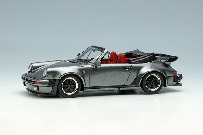 [VISION 1/43]Porsche 930 Turbo Cabriolet 1988